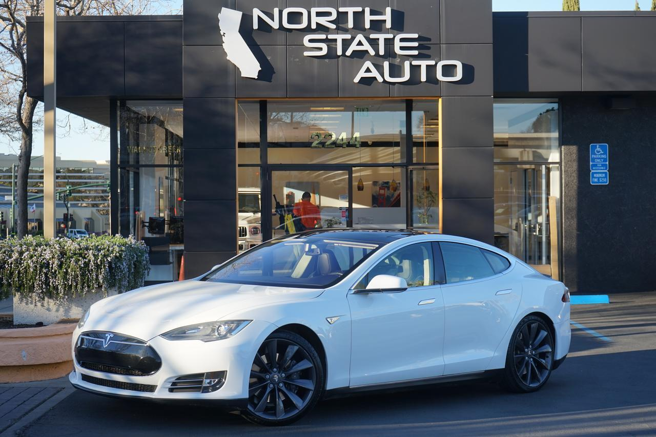 Used Tesla Model S Walnut Creek Ca