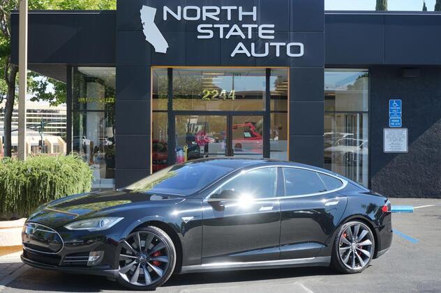 2012_Tesla_Model S_Signature_ Walnut Creek CA