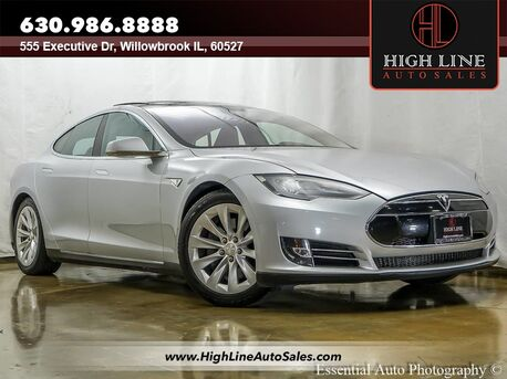 2012_Tesla_Model S_Signature_ Willowbrook IL