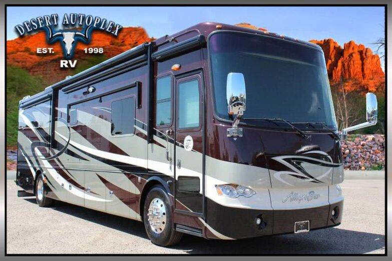 2012 Tiffin Allegro Bus 40 Quad Slide Class A RV Mesa AZ
