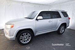 2012_Toyota_4Runner_Limited 4WD_ Portland OR