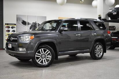 2012_Toyota_4Runner_Limited_ Boston MA
