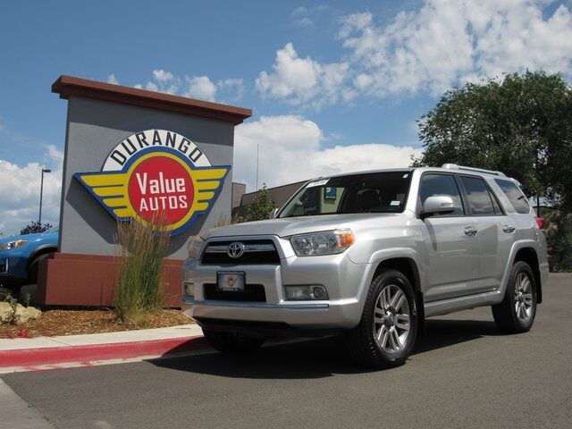 2012 Toyota 4Runner Limited Durango CO
