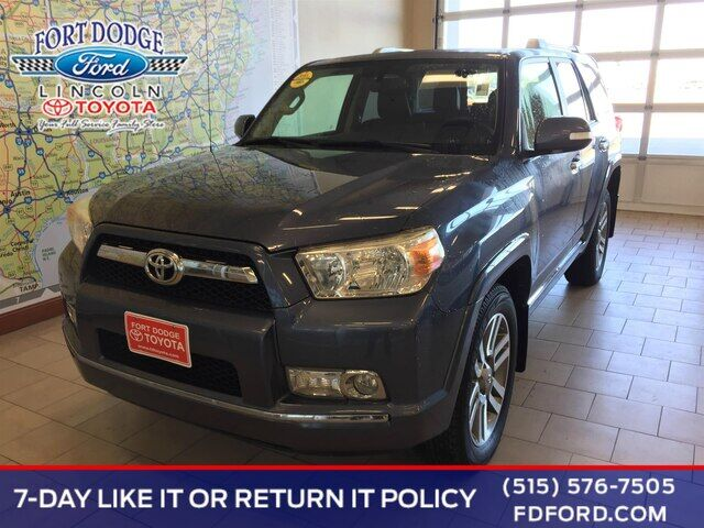 2012 Toyota 4Runner Limited Fort Dodge IA