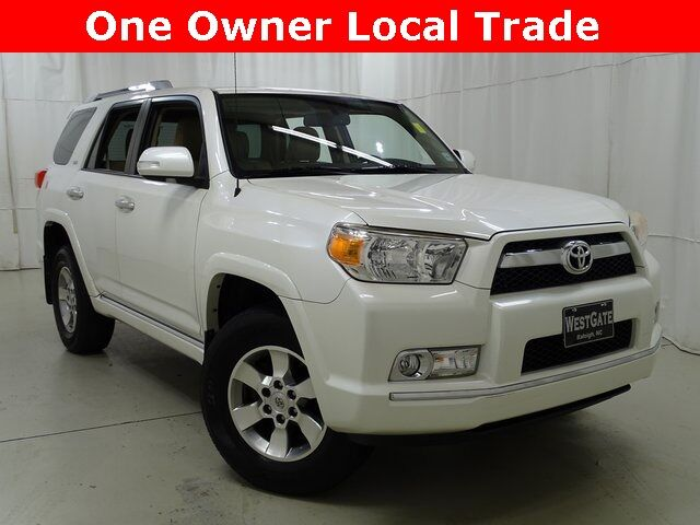 2012 Toyota 4Runner Limited Raleigh NC