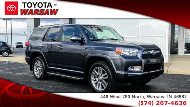 2012_Toyota_4Runner_Limited_ Warsaw IN
