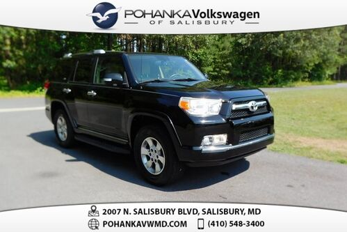 2012_Toyota_4Runner_SR5 ** SUNROOF ** THIRD ROW **_ Salisbury MD