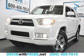 2012 Toyota 4Runner SR5 93K 1 OWN REAR CAM BLUETOOTH RUNBOARDS TOWING ALLOYS