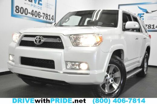 2012 Toyota 4Runner SR5 93K 1 OWN REAR CAM BLUETOOTH RUNBOARDS TOWING ALLOYS Houston TX
