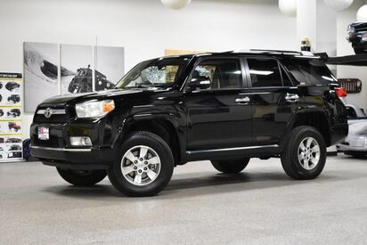 2012_Toyota_4Runner_SR5_ Boston MA