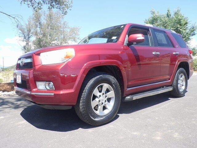 2012 Toyota 4Runner SR5 Durango CO