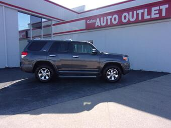 2012_Toyota_4Runner_SR5_ Richmond KY