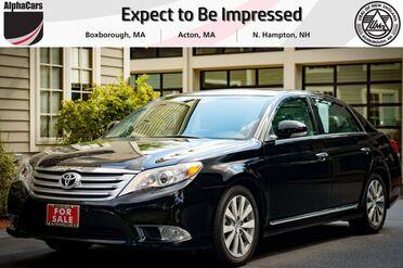 2012_Toyota_Avalon_Limited_ Boxborough MA