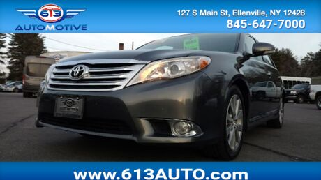 2012 Toyota Avalon Limited Ulster County NY