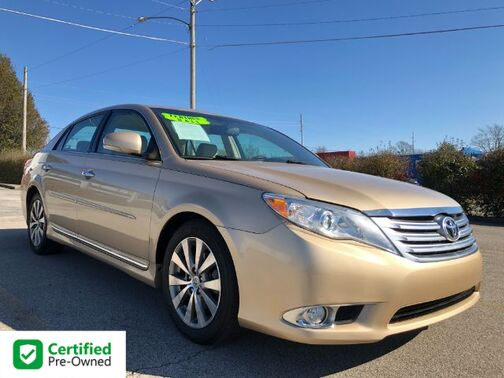 2012_Toyota_Avalon_Limited_ Frankfort KY