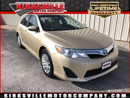2012_Toyota_Camry_4dr Sdn I4 Auto LE_ Kirksville MO