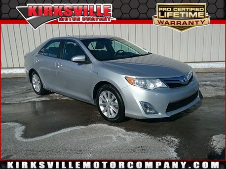 2012_Toyota_Camry Hybrid_4dr Sdn XLE_ Kirksville MO