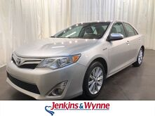 2012_Toyota_Camry Hybrid_4dr Sdn XLE (Natl)_ Clarksville TN