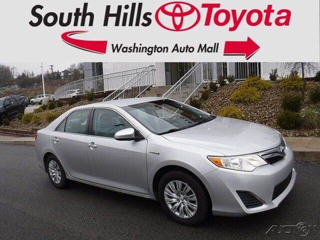 2012 Toyota Camry Hybrid LE Canonsburg PA