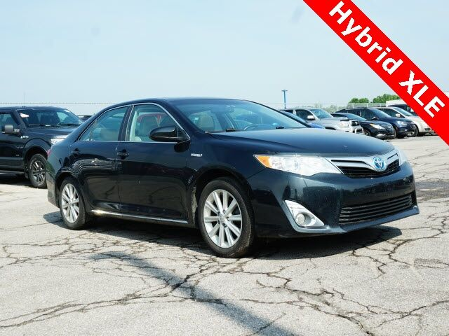 2012 Toyota Camry Hybrid XLE Cranberry Twp PA