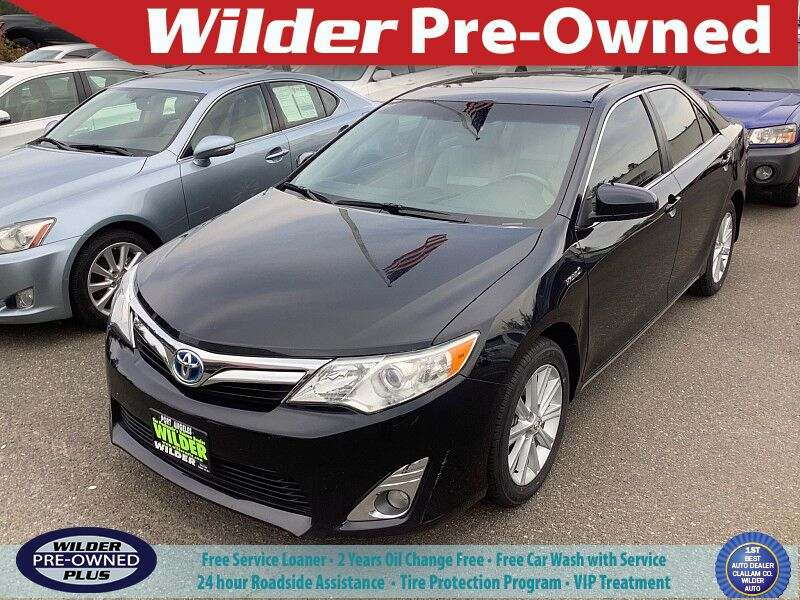 2012 Toyota Camry Hybrid XLE Port Angeles WA