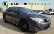 2012 Toyota Camry L BLUETOOTH, POWER LOCKS, POWER WINDOWS, AND MUCH MORE!!!
