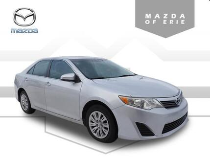 2012_Toyota_Camry_L_ Erie PA