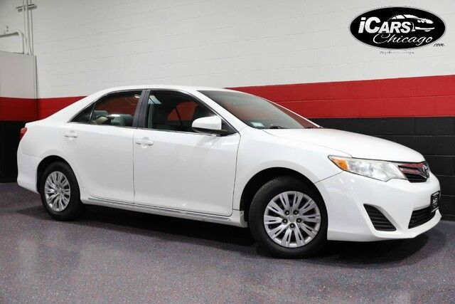 2012 Toyota Camry LE 4dr Sedan Chicago IL