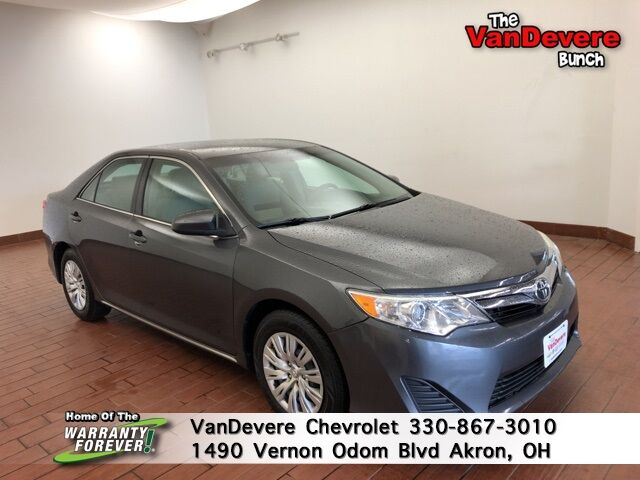 2012 Toyota Camry LE Akron OH