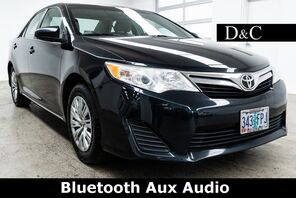 2012_Toyota_Camry_LE Bluetooth Aux Audio_ Portland OR