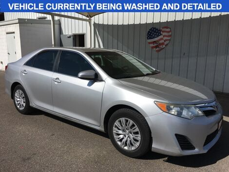 2012_Toyota_Camry_LE_ Harlingen TX