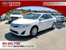 2012_Toyota_Camry_LE_ Hattiesburg MS