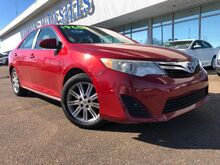 2012_Toyota_Camry_LE_ Jackson MS