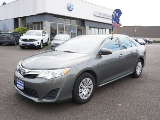 2012 Toyota Camry LE McMinnville OR