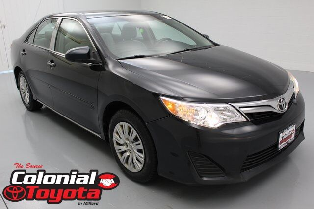 2012 Toyota Camry LE Milford CT