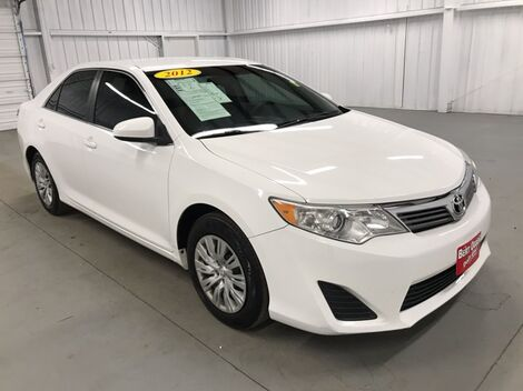 2012_Toyota_Camry_LE_ Mission TX