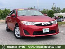 2012 Toyota Camry LE South Burlington VT