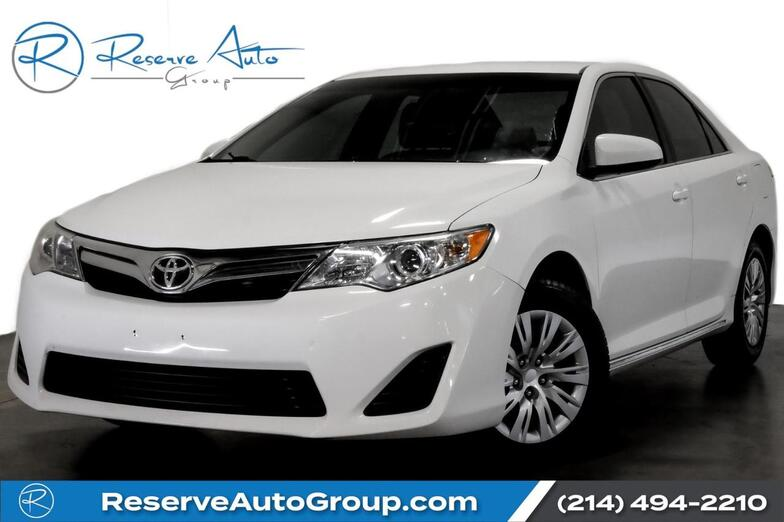 2012 Toyota Camry LE The Colony TX
