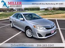 2012_Toyota_Camry_LE_ Martinsburg