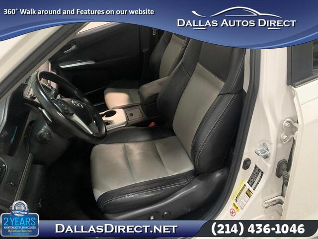 2012 Toyota Camry SE Carrollton  TX