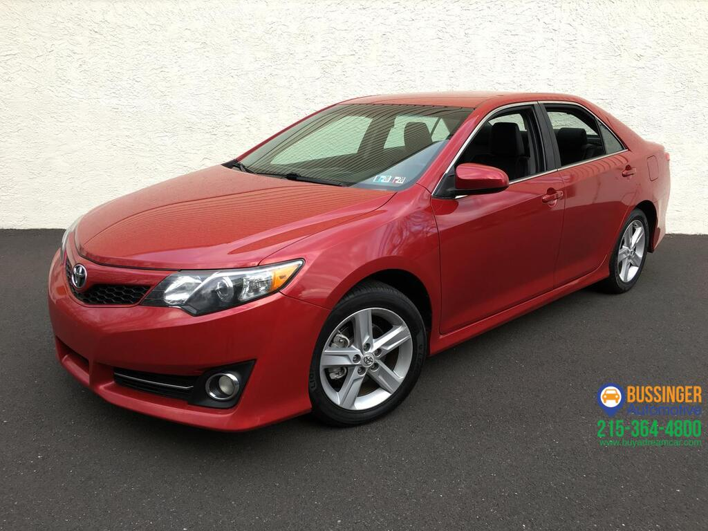 2012 Toyota Camry SE Feasterville PA