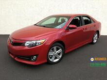 2012_Toyota_Camry_SE_ Feasterville PA