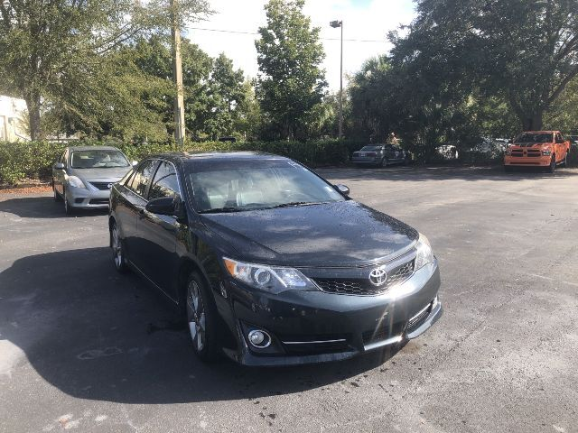 2012 Toyota Camry SE Gainesville FL
