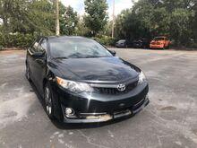 2012_Toyota_Camry_SE_ Gainesville FL
