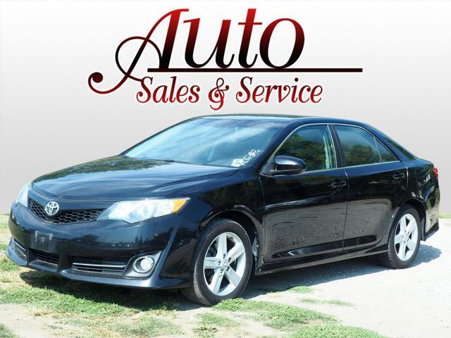 2012 Toyota Camry SE Indianapolis IN