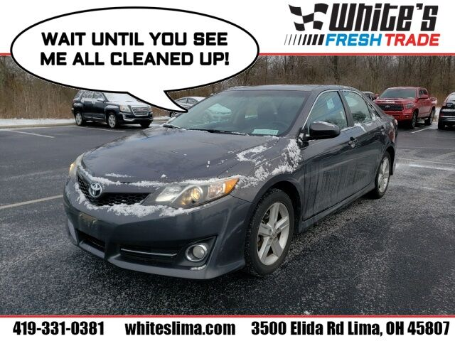 2012 Toyota Camry SE Lima OH