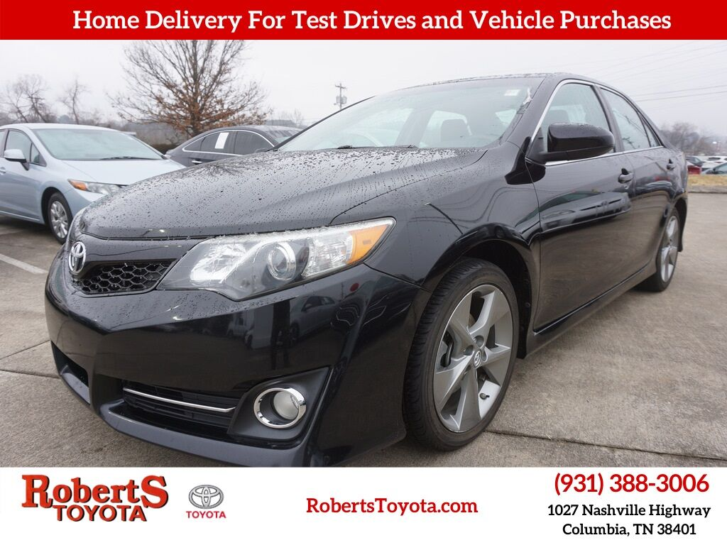 2012 Toyota Camry SE Limited Edition Columbia TN