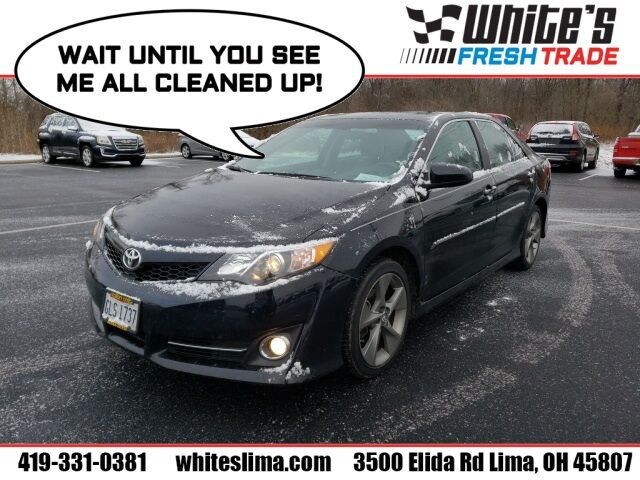 2012 Toyota Camry SE Limited Edition Lima OH