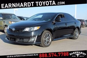 2012_Toyota_Camry_SE Limited Edition *WELL MAINTAINED*_ Phoenix AZ