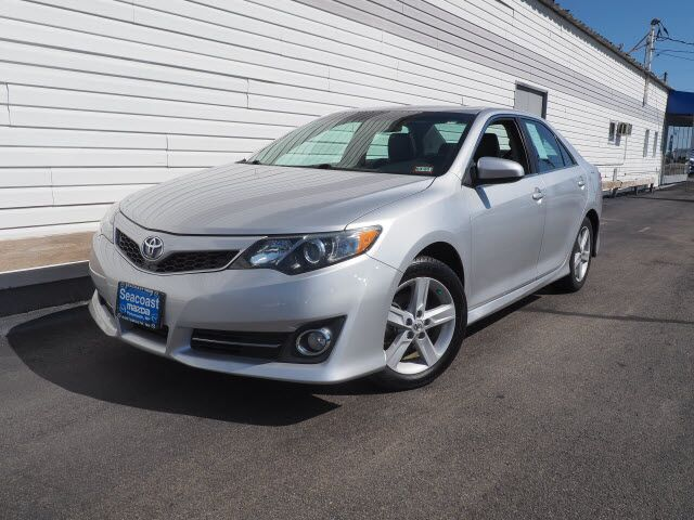 2012 Toyota Camry SE Portsmouth NH